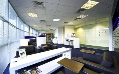 New Chester offices